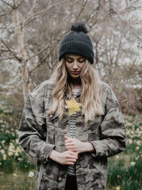 Gratis lagerfoto af blomst, flora, kvinde, mode