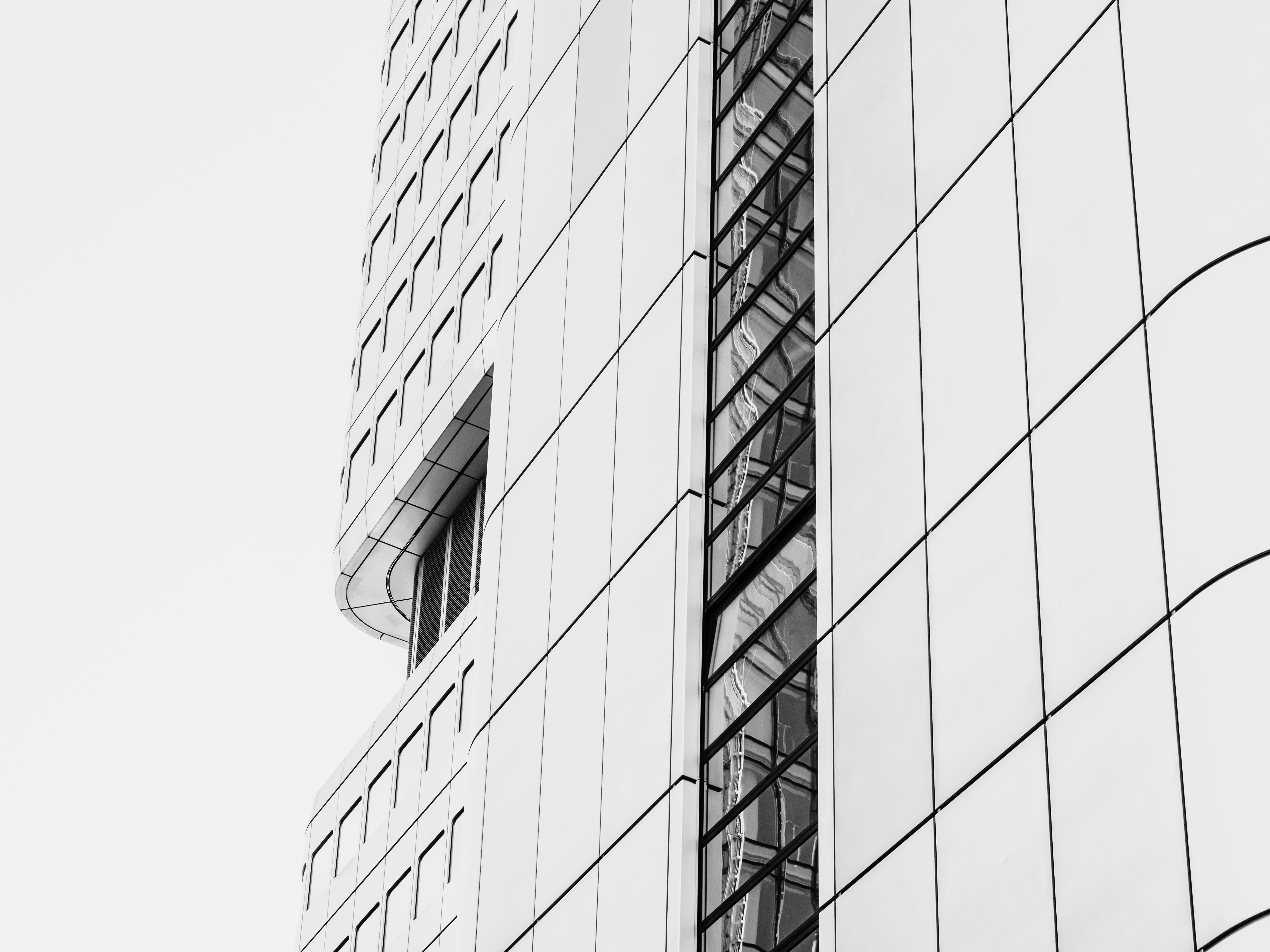 Foto d'estoc gratuïta de arquitectura, arquitectura moderna, articles de vidre, contemporani