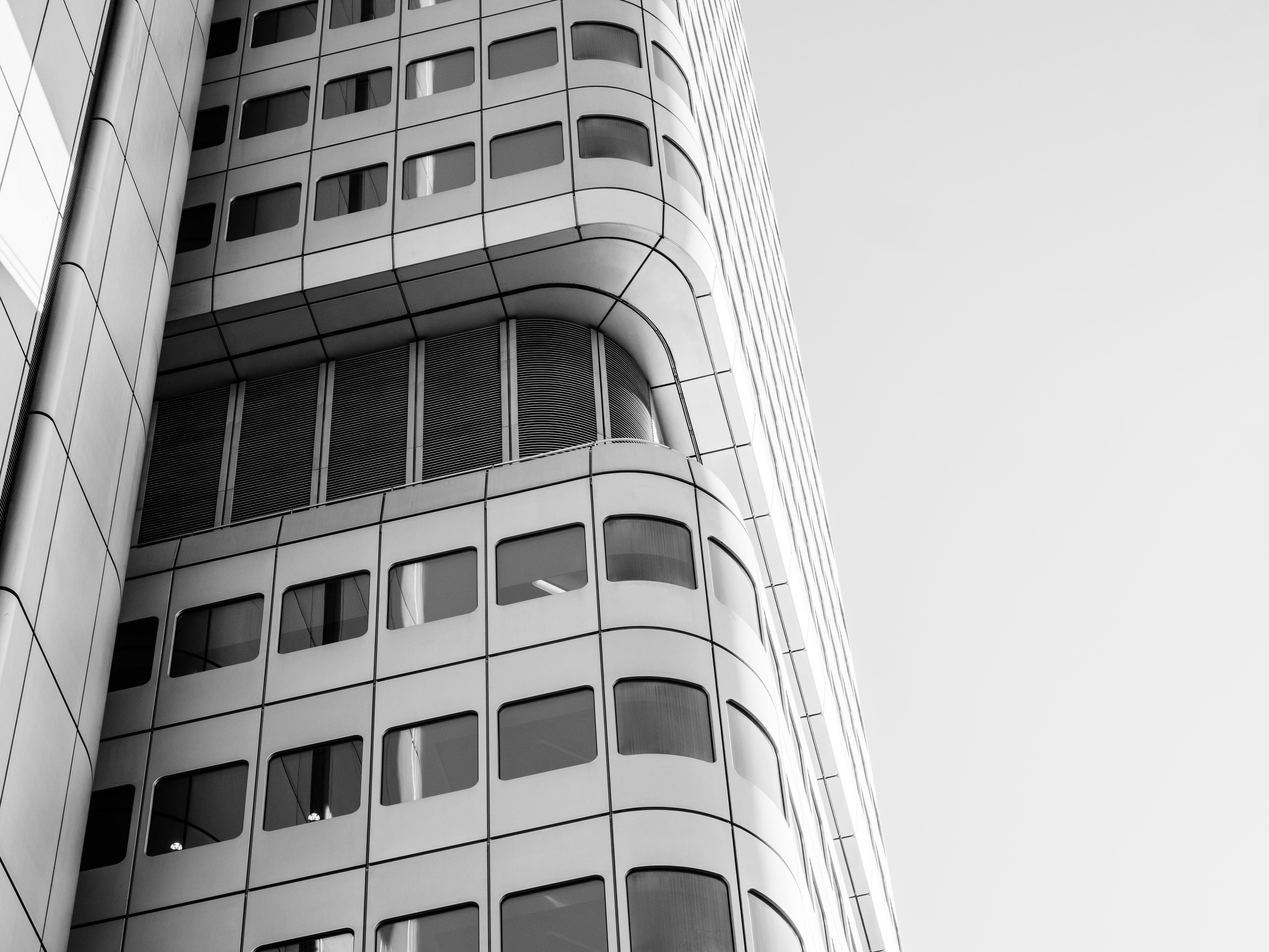 คลังภาพถ่ายฟรี ของ การออกแบบสถาปัตยกรรม, ตึกระฟ้า, รูปร่าง, สถาปัตยกรรม