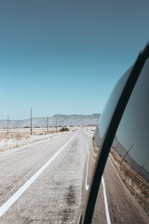 66-os út, aszfalt, autó