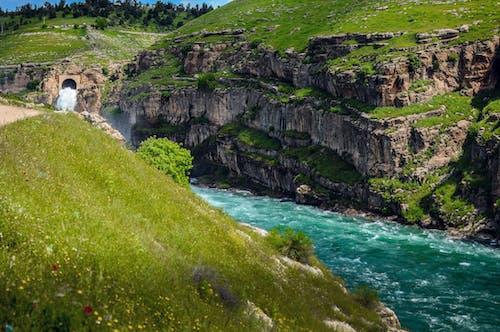 Základová fotografie zdarma na téma dovolená, irák, kurdistan, modrá voda