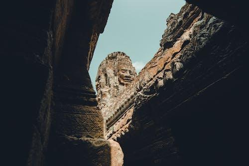 上帝, 亞洲建築, 佛教, 古老的 的 免費圖庫相片
