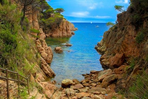 Free stock photo of beach, Sant Feliu de Guíxols, spain