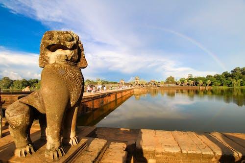 Free stock photo of angkor, angkor wat, cambodia
