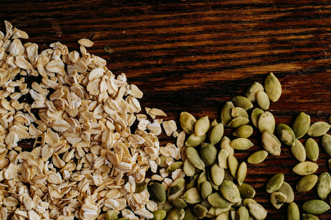 Oats And Seeds
