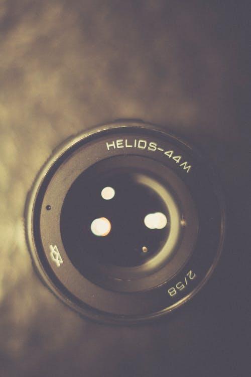 Бесплатное стоковое фото с камера, классический, линза, оптика
