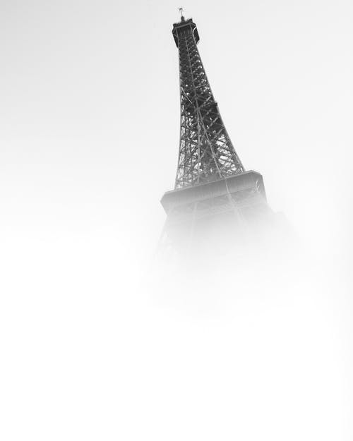 Low Angle Photography of Eiffel Tower