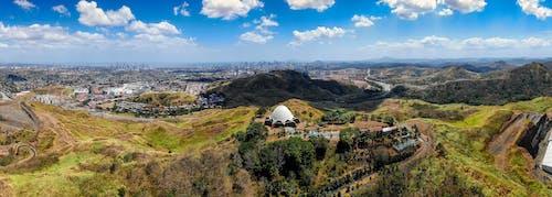 Free stock photo of aerial photo, panama, panorama