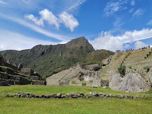 Foto profissional grátis de inca, machu picchu, montanha