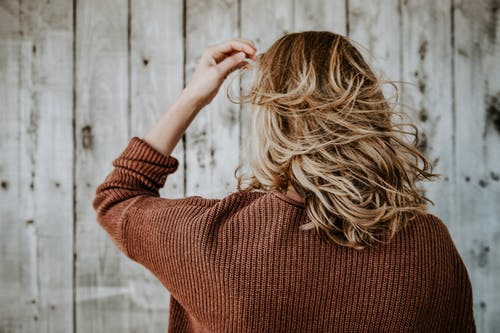 Selective Focus Photography Of Woman With Blonde Hair