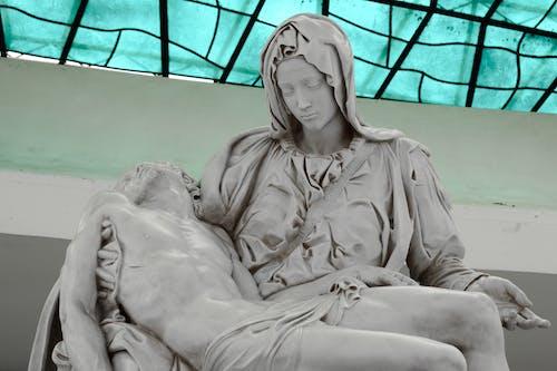 bazilika, heykel, müze içeren Ücretsiz stok fotoğraf