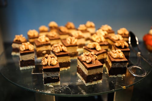 Gratis stockfoto met bouten, brownies, close-up, depth of field