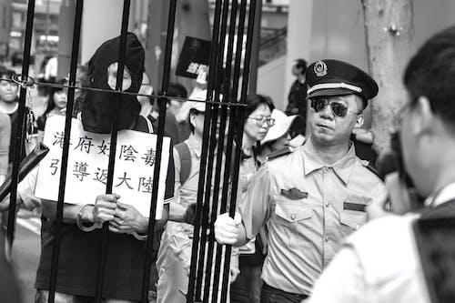 Бесплатное стоковое фото с гонконг, демонстрация, протест, протестующий