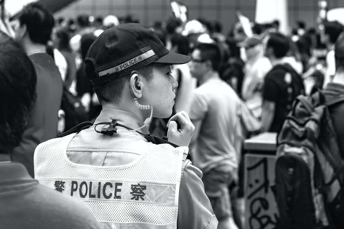 demonstrație, Hong kong, protest