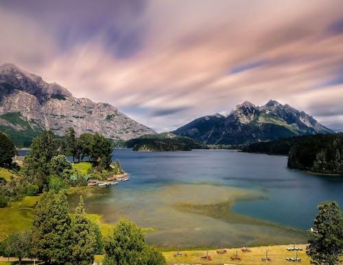 Free stock photo of a orillas del lago, fotografía de paisaje, lago, paisaje