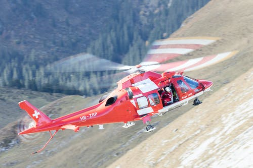 Free stock photo of air rescue, alpine, doctor, flight