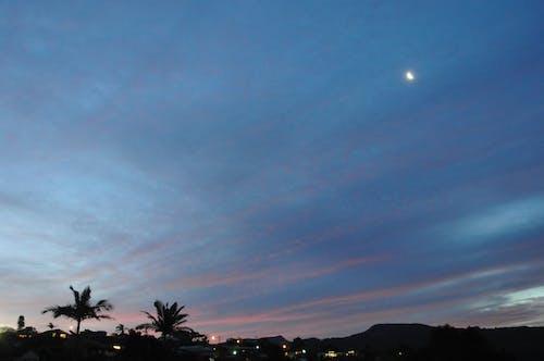 Avustralya, ay, gökyüzü, gün batımı içeren Ücretsiz stok fotoğraf