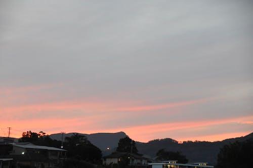 Avustralya, bulutlar, canlı, Canlı renk içeren Ücretsiz stok fotoğraf