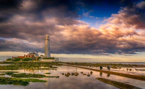 Lighthouse Beside Shore