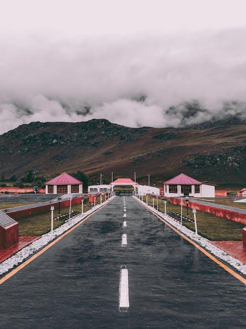 山, 旅行, 路 的 免費圖庫相片