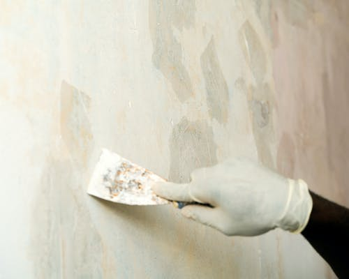 Free stock photo of home improvement, plaster, Plaster Skimming