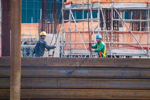 Бесплатное стоковое фото с гонконг, промышленный, работник, строительство