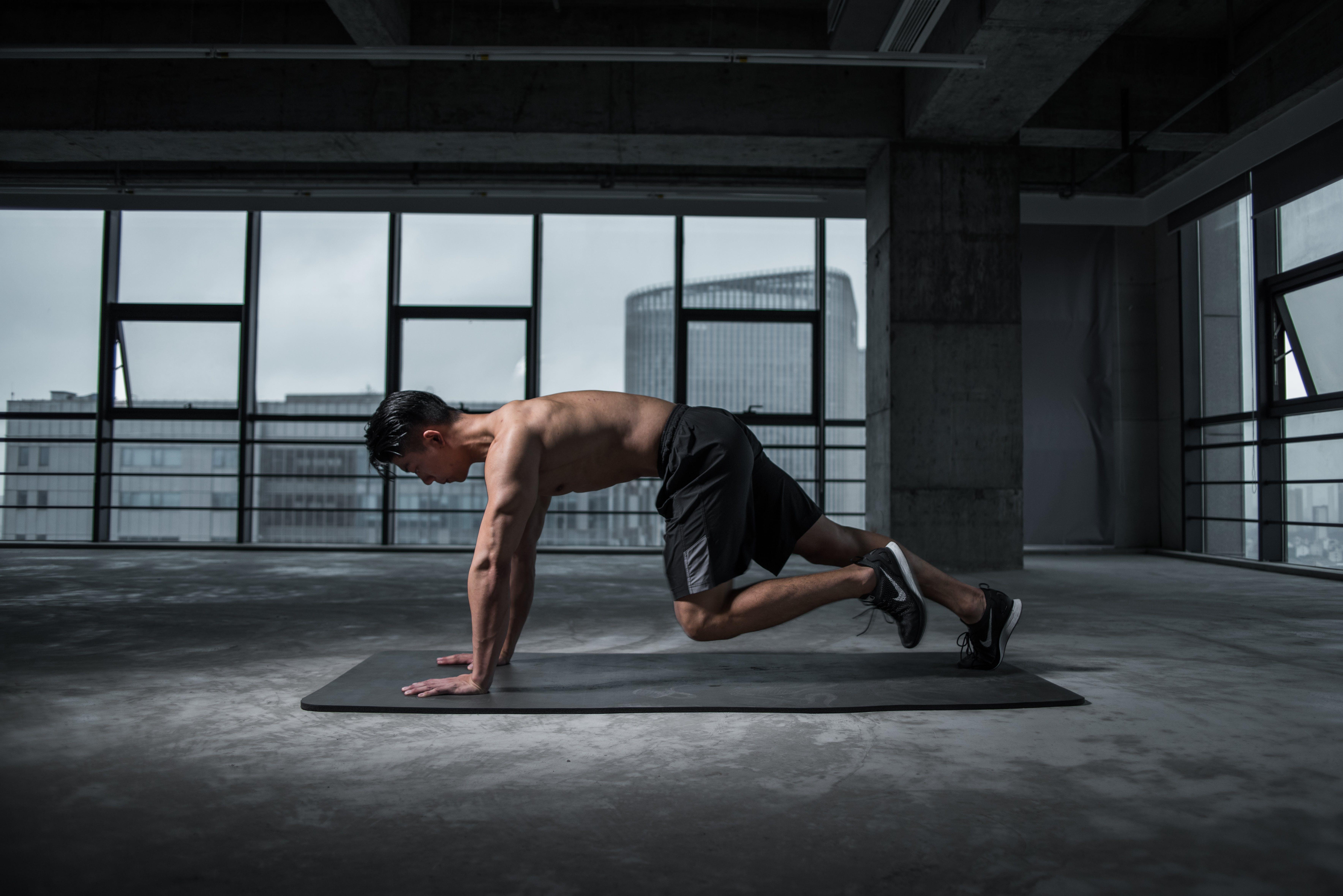 Foto d'estoc gratuïta de culturisme, exercici, fitnes, força