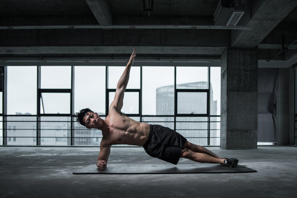 Yoga build muscle