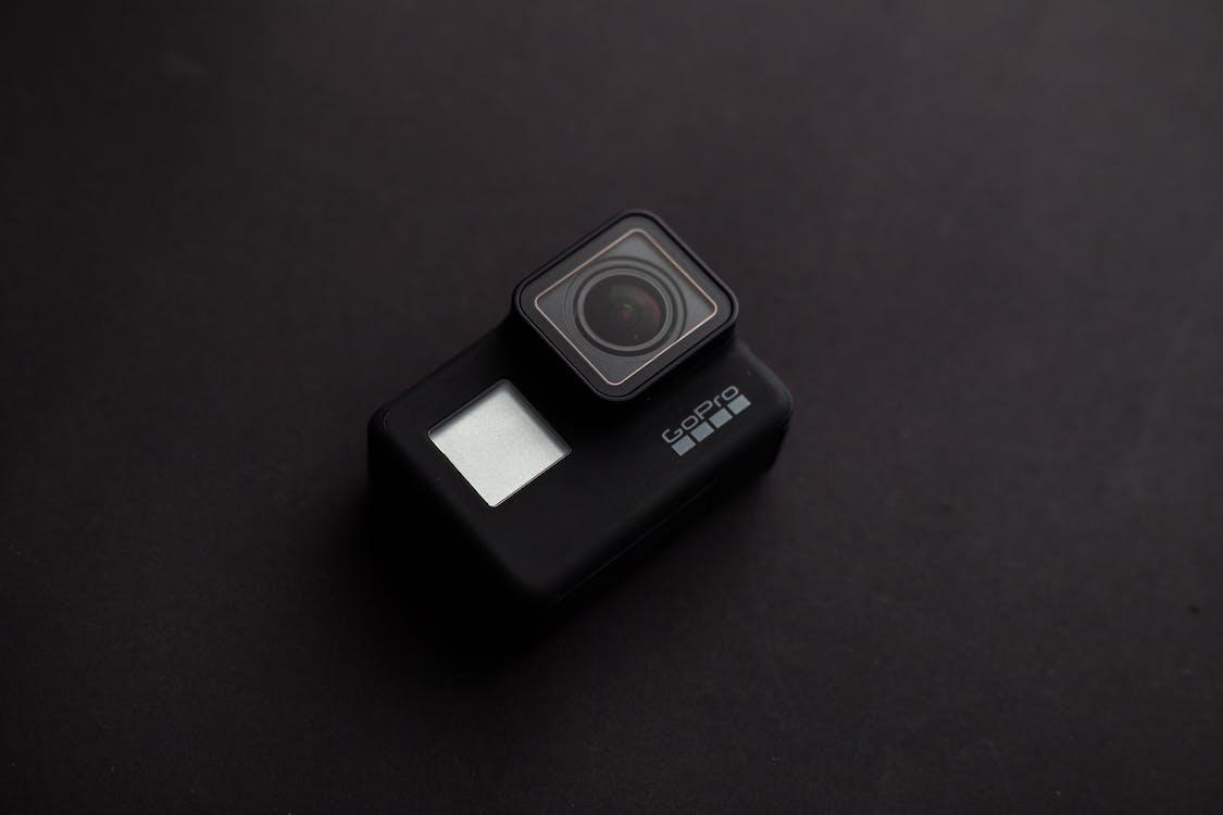 Photo of Black GoPro Camera