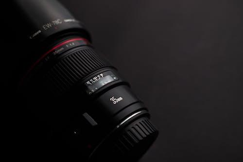 Kostenloses Stock Foto zu 35mm, ausrüstung, kameraobjektiv, linse
