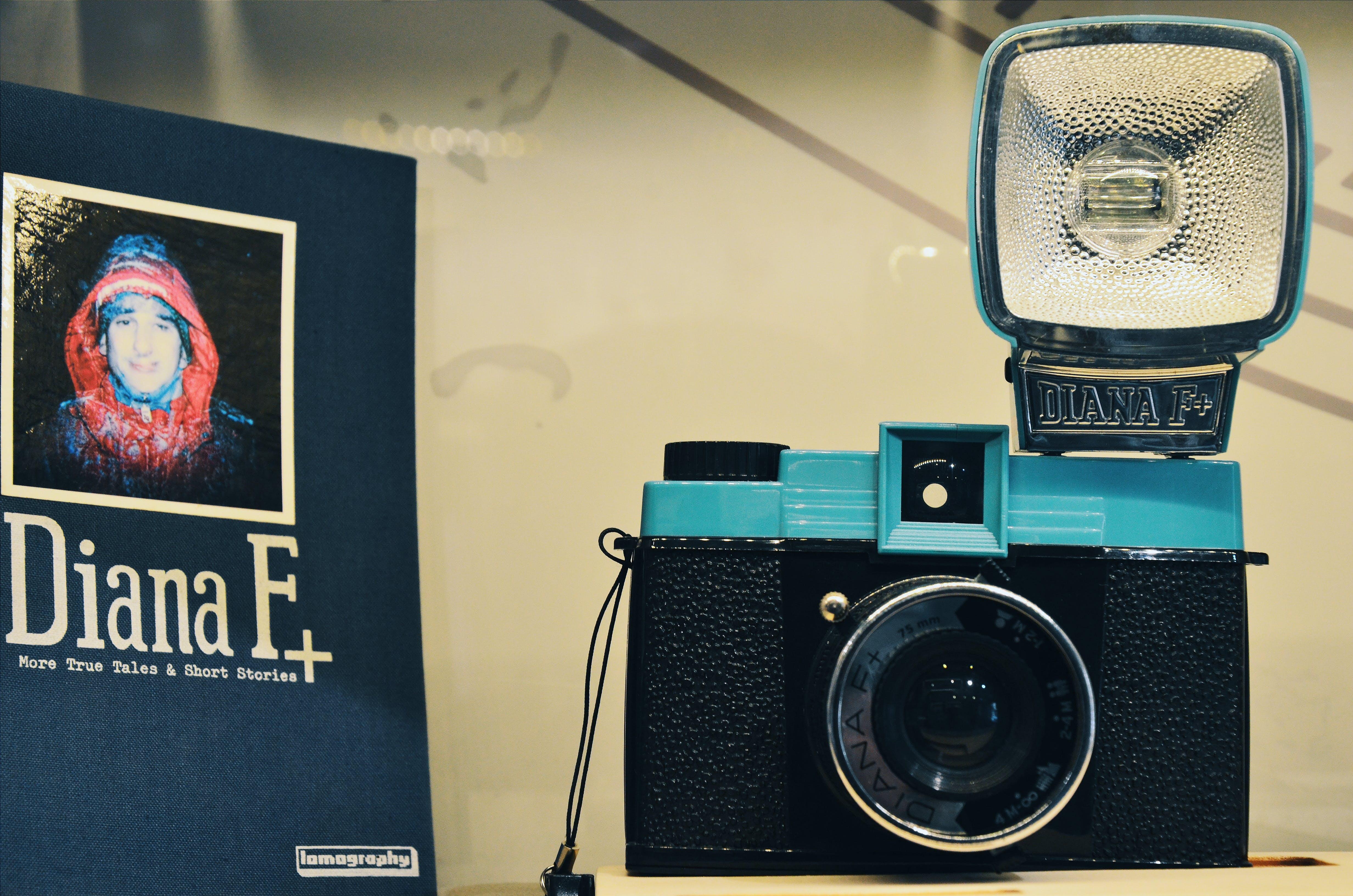 Lomography Diana F+ Camera with Flash