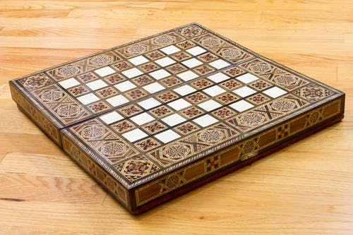 Immagine gratuita di gioco da tavolo, scacchi, scacchiera