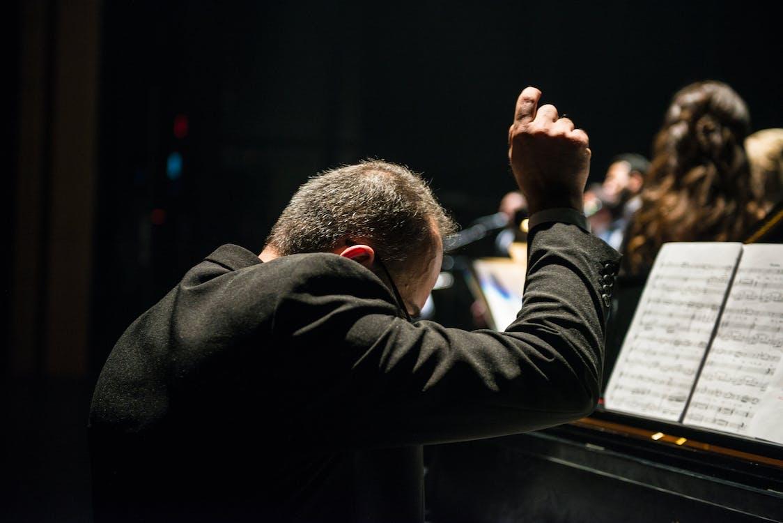 gesto, hudba, hudobná skupina