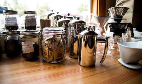 Foto d'estoc gratuïta de cafè, tasses de cafè