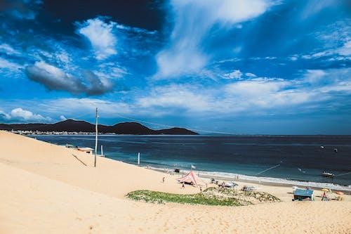 Free stock photo of beach, blue