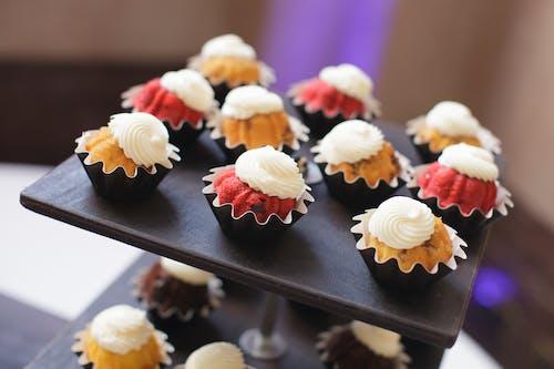 Immagine gratuita di bundtini, bundtinis, delizioso, dessert