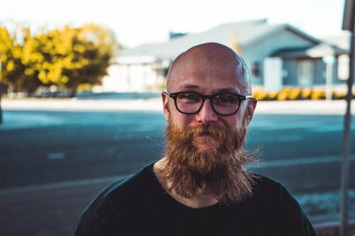 Free stock photo of beard, man, traveler