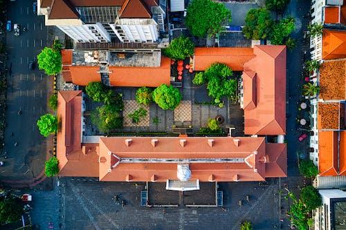 Immagine gratuita di aereo, architettura, arte, cittadina