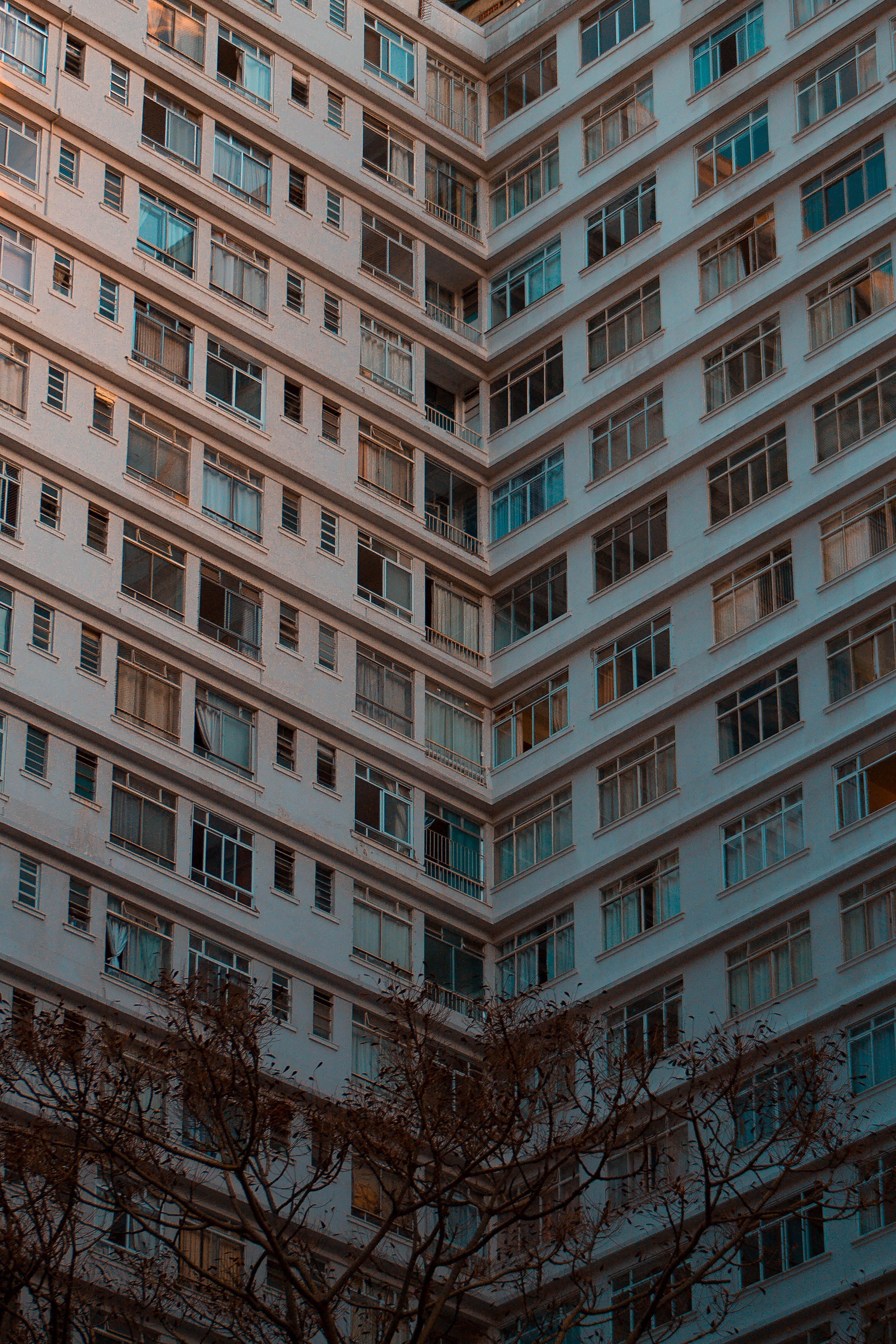 açık hava, apartman, bakış açısı, bina içeren Ücretsiz stok fotoğraf