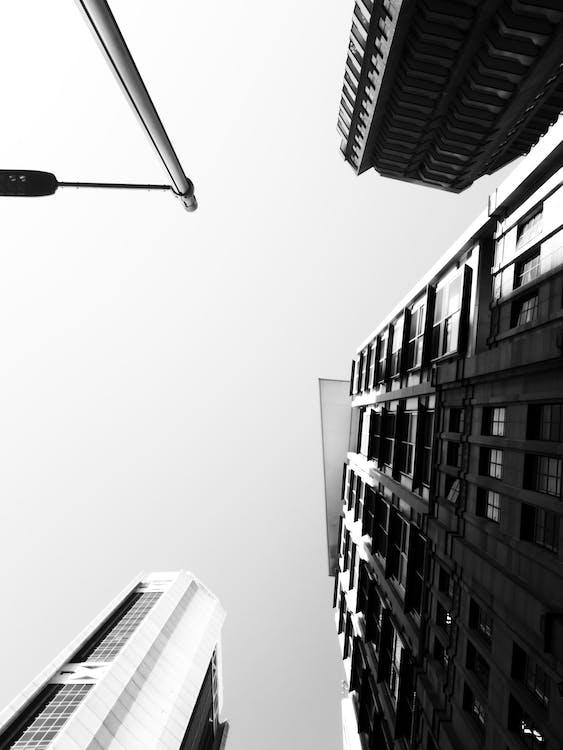 architecture, blackandwhite, building