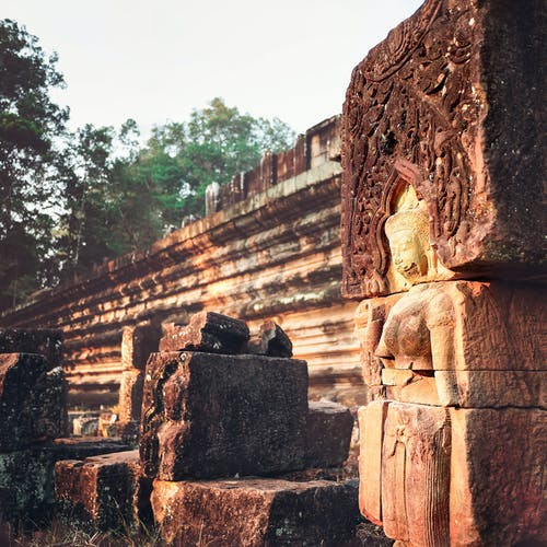 Photos gratuites de angkor vat, architecture, cambodge, histoire