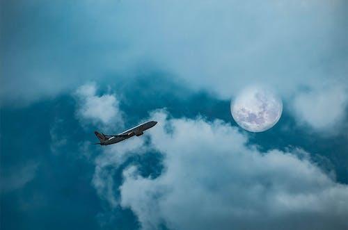 Gratis arkivbilde med dramatisk himmel, drømmende, fantasi, fin kunst