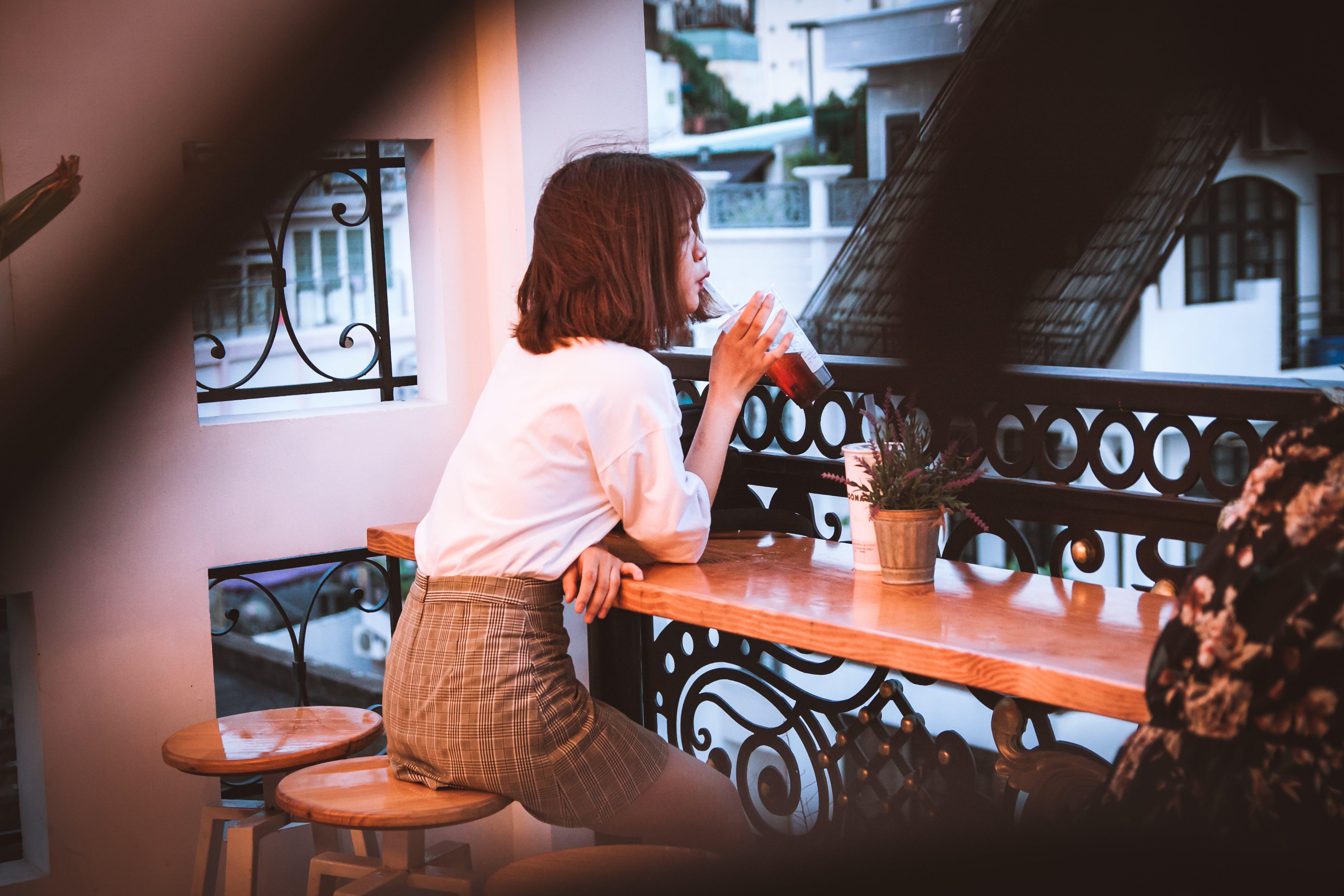 Základová fotografie zdarma na téma asiatka, asijská holka, bar, dáma