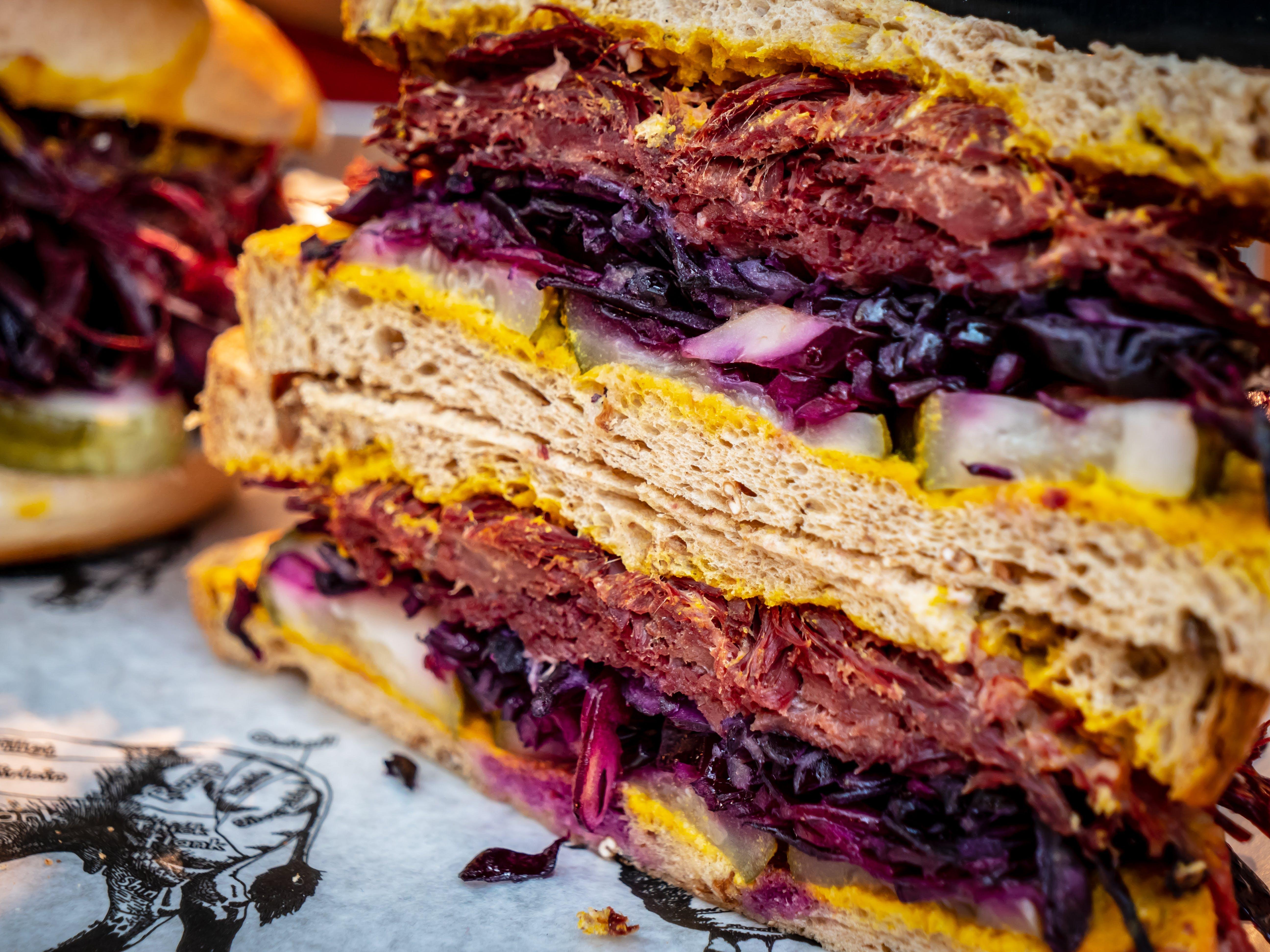 Fotos de stock gratuitas de apetecible, carne, carne de res, carne salada