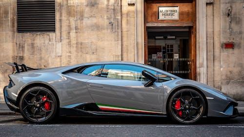 Základová fotografie zdarma na téma Lamborghini, lamborghini huracan performante, supervůz