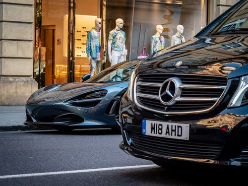 Základová fotografie zdarma na téma mclaren, mclaren 720s coupe, mercedes, Mercedes Benz
