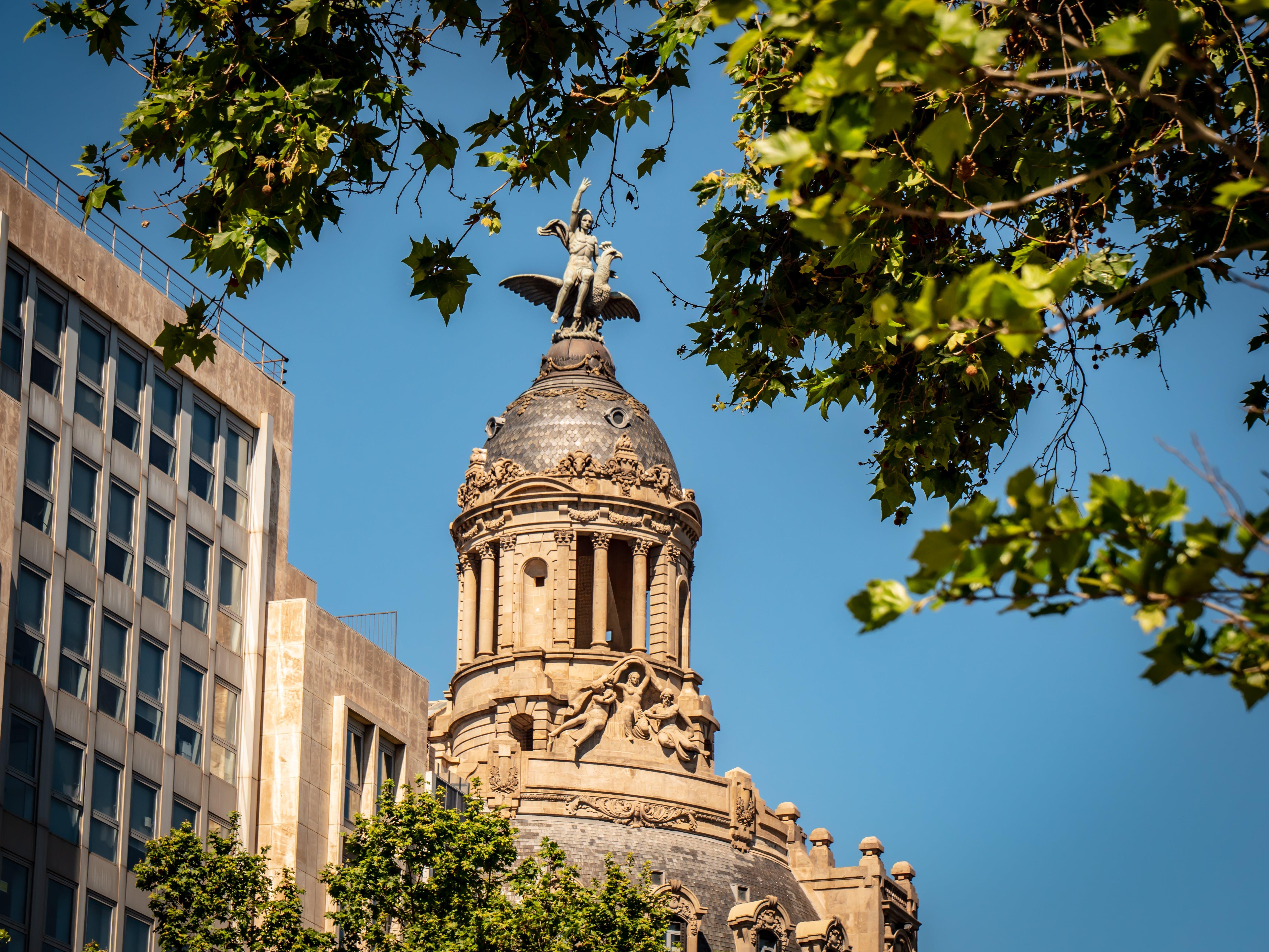 Free stock photo of blue sky, famous landmark, landmark, monumental sculpture