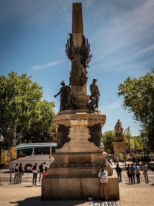 Foto stok gratis Arsitektur, bangunan terkenal, barcelona, desain arsitektur
