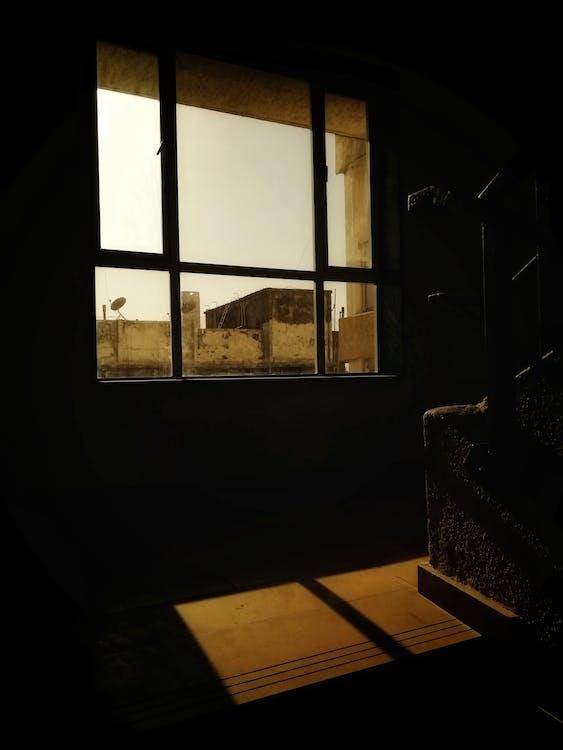 abandonat, arquitectura, clareja
