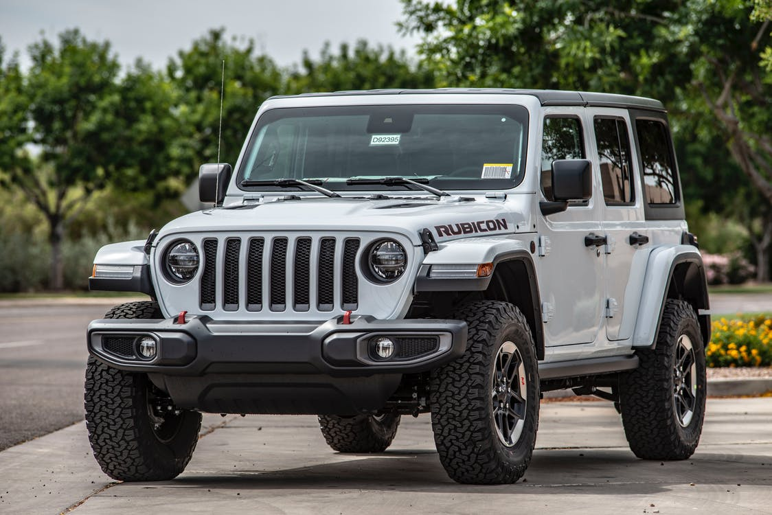 Photo of Parked Rubicon